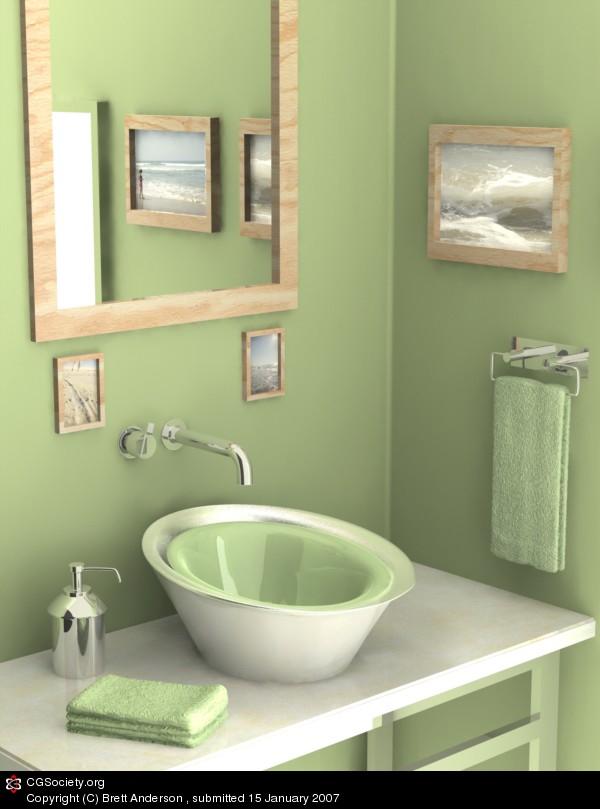 Designerbrett green bathroom 1 0d0de0c5 6ky7