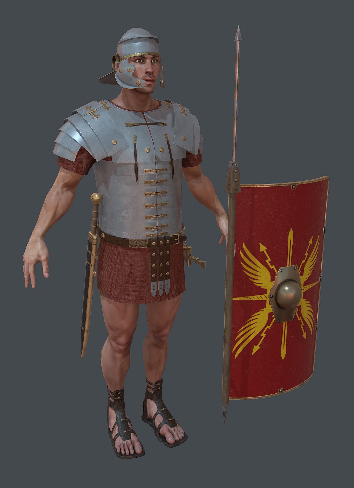 Gabytiro the roman legionary 1 30d5e373 90yd