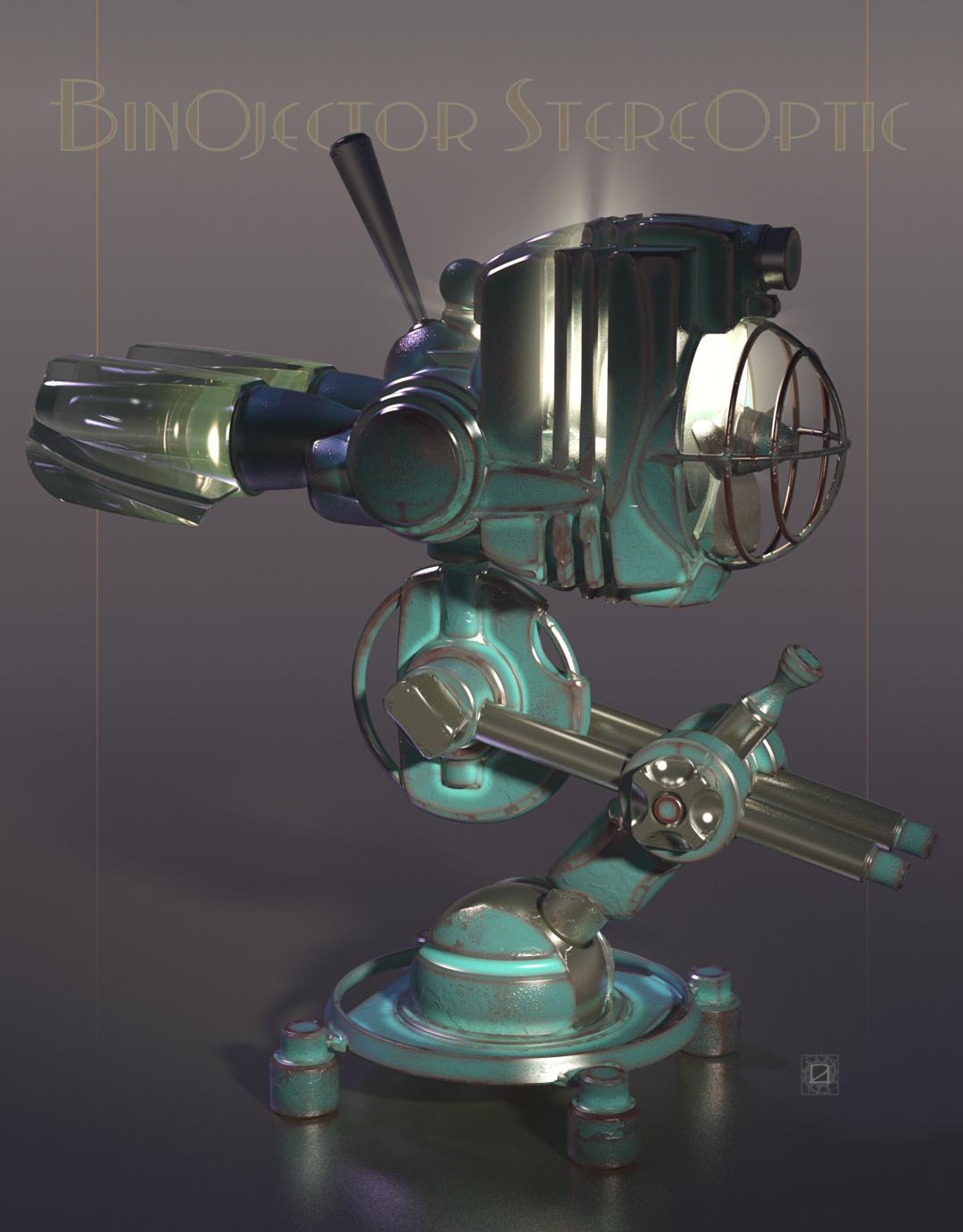 Groboto binojector stereopti 1 4b9df3e9 32yd