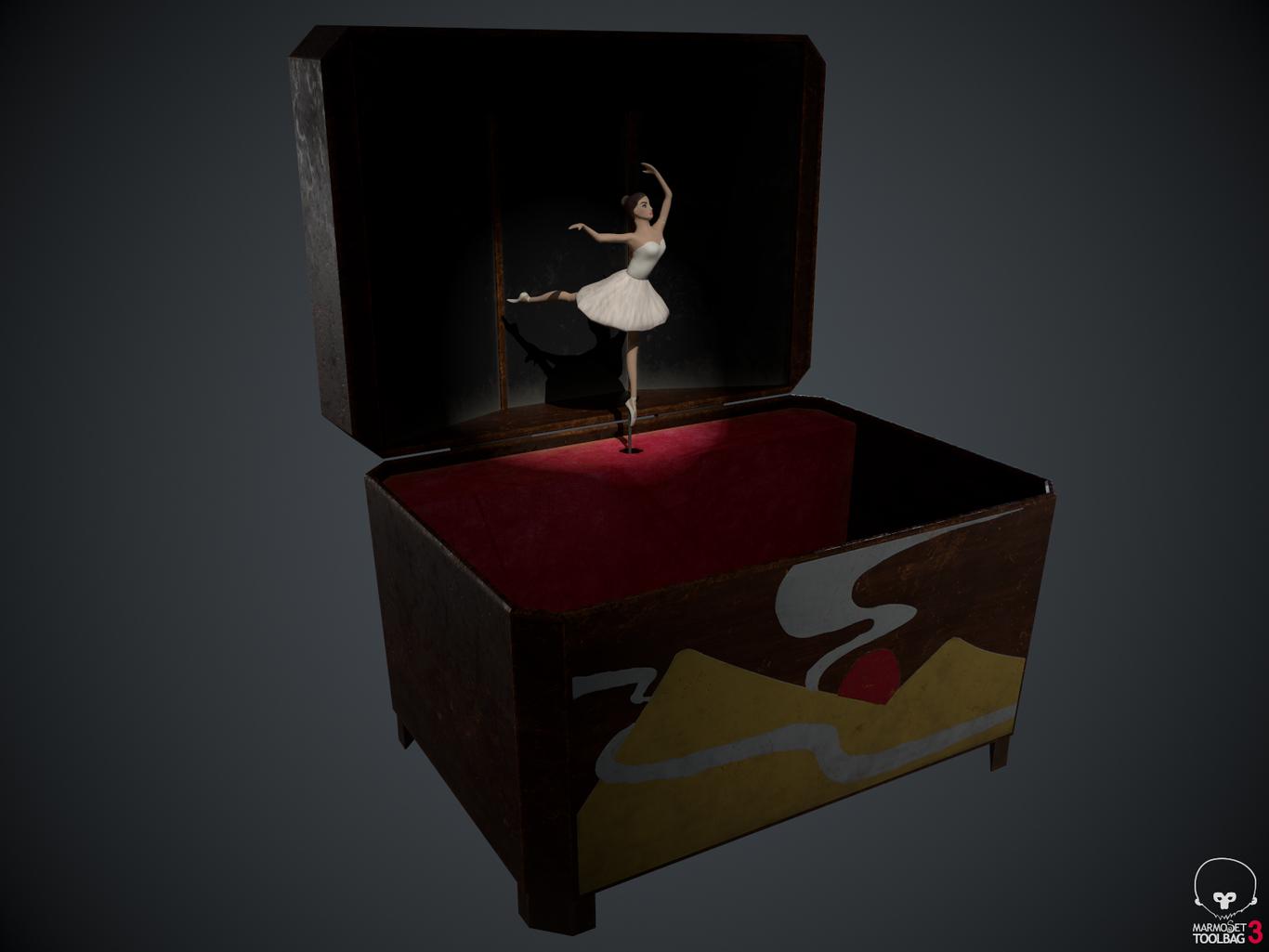 Joeschmojh ballerina music box 1 f295d666 1s6d