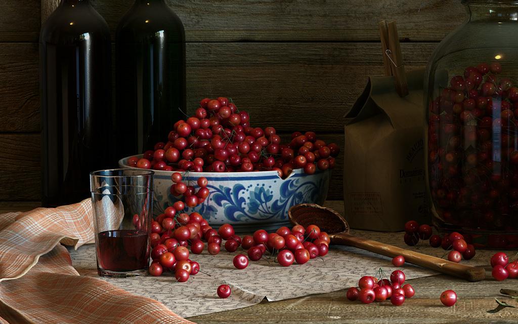 Lixiaodong cherry red wine 02 1 648b54c8 ddii