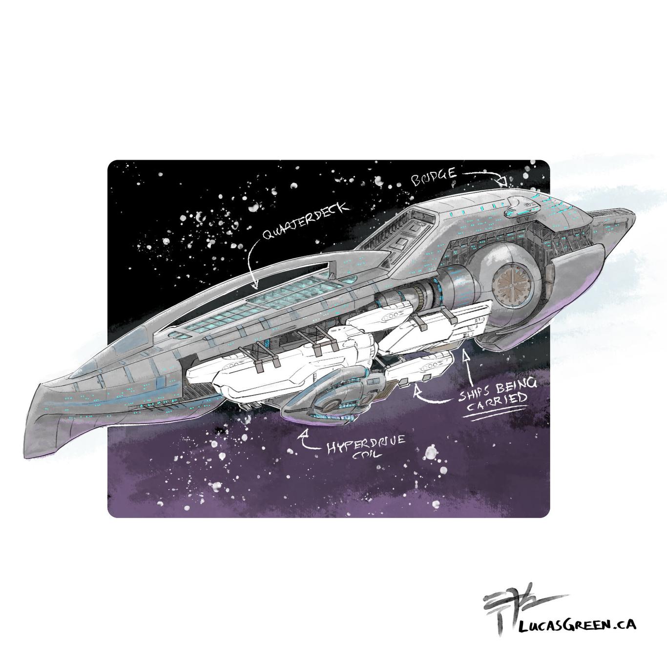 Lucasgreen sailpunk starships 1 e85a22a1 cz8z