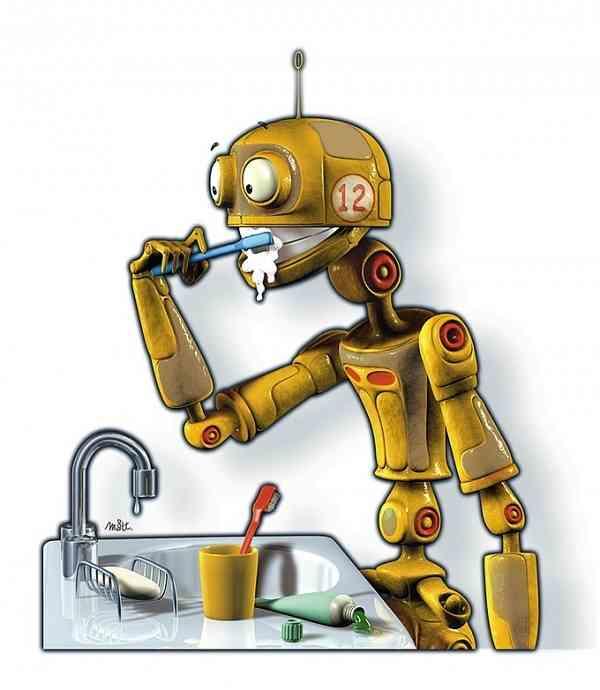 Mattroussel robot 1 257834ed 1cdu