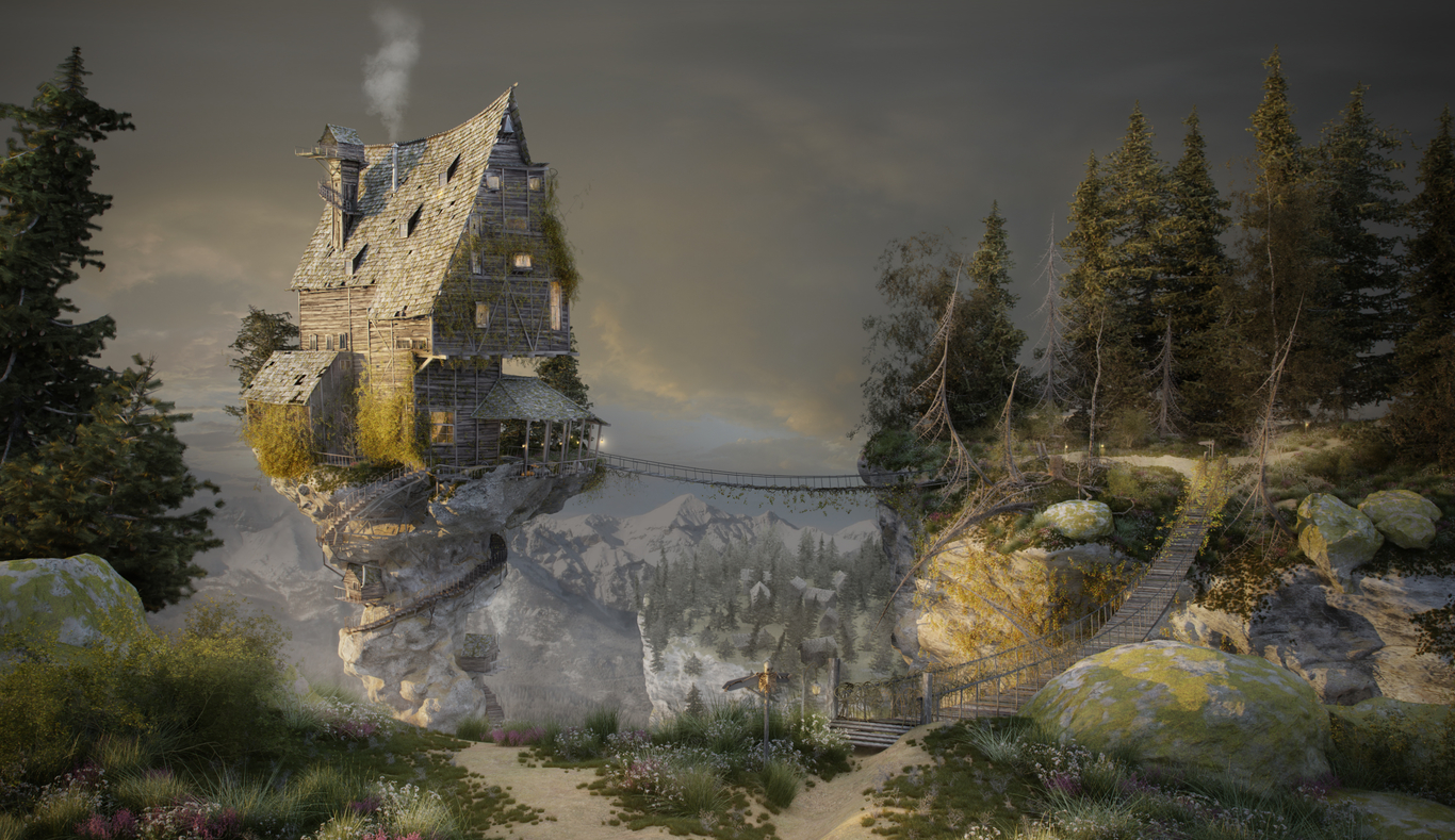 Mikhalenko witchs house 1 da91371b b6fb