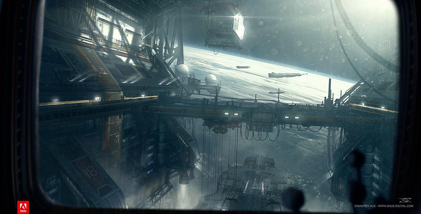 Space Docker