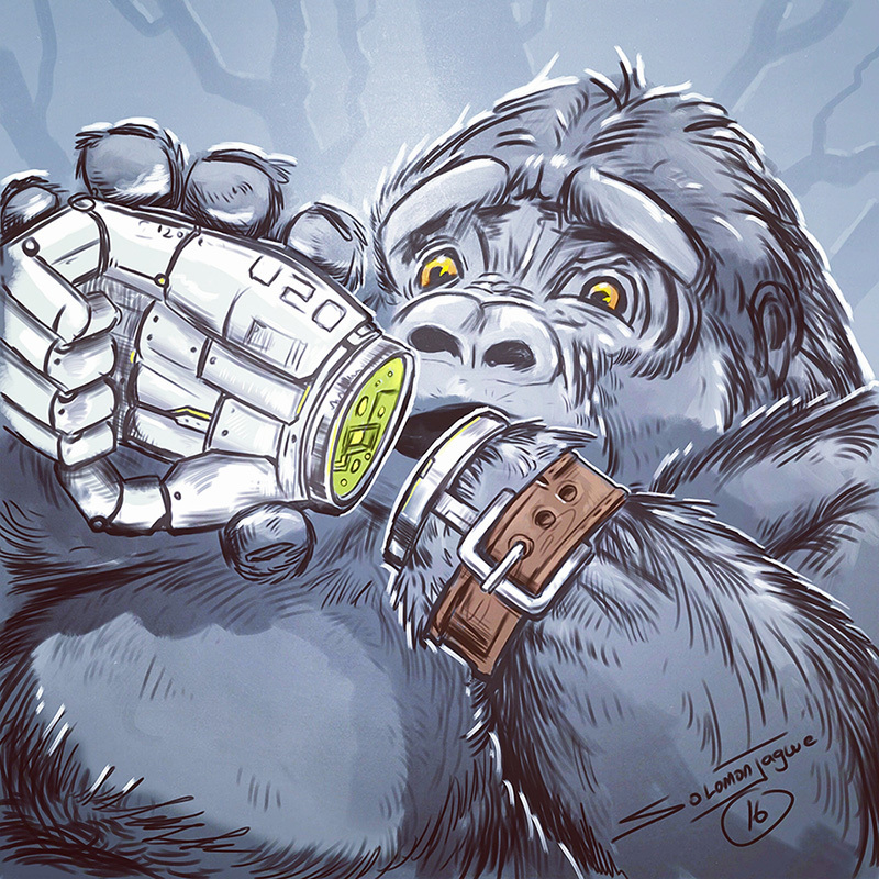 Solomon survivor gorilla con 1 f12cc2db kcxb