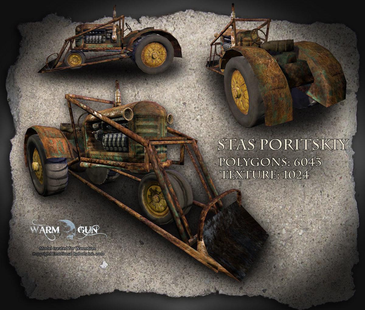 Stascrash game model tractor 1 3639b2fb gebq