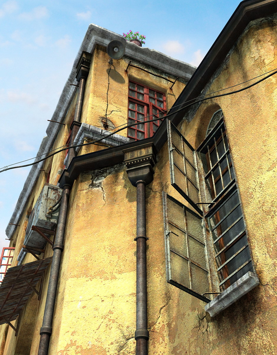 Yangann the old buildings in 1 ebf7f98d v5vq