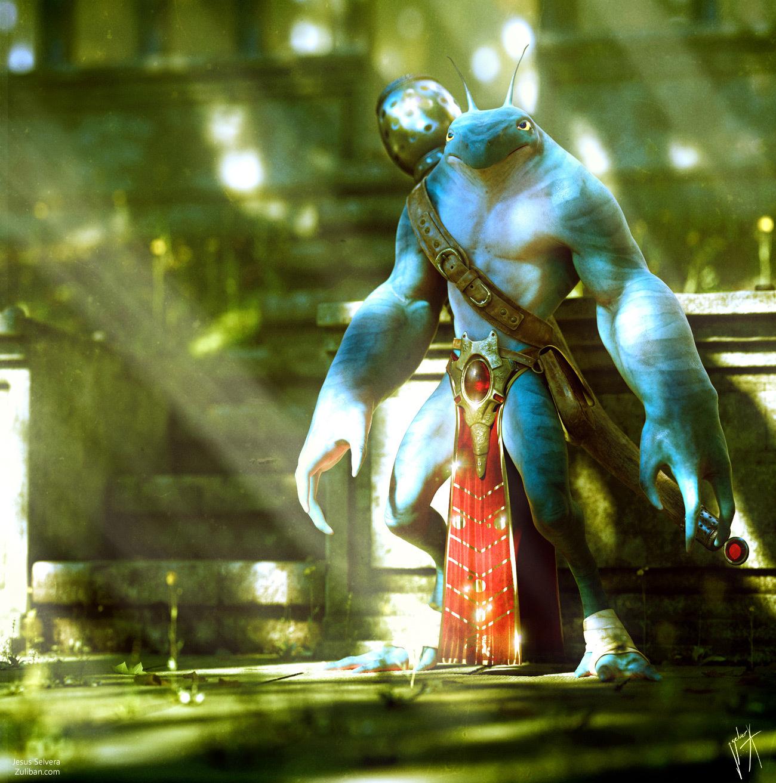 Zuliban ebel the warden drui 1 300e461a q297